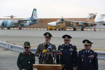 ۸ فروند هواپیمای نظامی اورهال شده به نیروی هوایی ارتش تحویل داده شد
