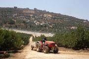 رژیم صهیونیستی تجهیزات ضدتونل در مرز مشترک با لبنان نصب می کند
