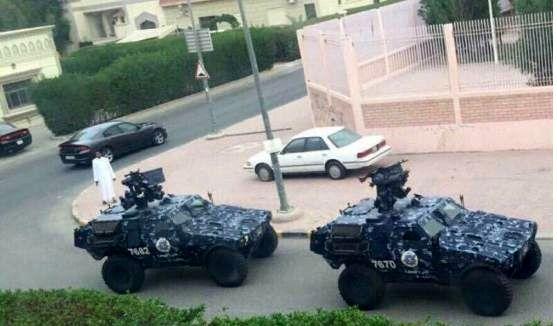 پلیس کویت تروریست ها را در حملۀ به حسینیهها ناکام گذاشت