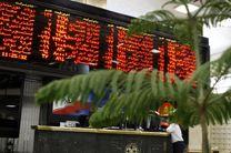 افزایش احتیاطی در بورس تهران