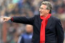 باشگاه پرسپولیس مربیگری برانکو در تیم ملی امید را تکذیب کرد