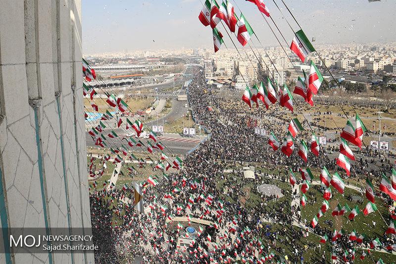 برج آزادی در روزهای ۲۱ و ۲۲ بهمن تعطیل است