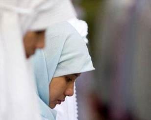حجاب نوجوان در بخش عفاف و حجاب نمایشگاه قرآن عرضه میشود