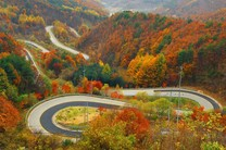 جاده چالوس تابلویی از جاذبه های تاریخی، طبیعی و فرهنگی برای مسافران نوروزی