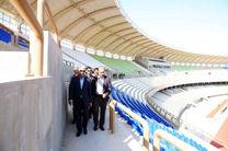 تکمیل پروژه ورزشی پارس شیراز نیازمند حداقل300 میلیارد ریال اعتبار دیگر می باشد