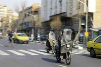 توقیف موتورسیکلت غیرمجاز قاچاق در دهدشت