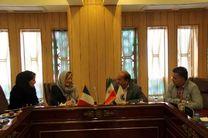 هیات تجاری بلند پایه فرانسوی خرداد به اصفهان سفر می کند