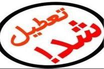 تمام مدارس استان تهران فردا تعطیل است
