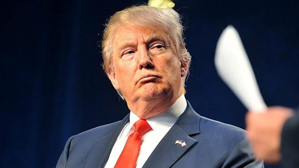 ترامپ در جمع هوادارانش بار دیگر ایران را تهدید کرد