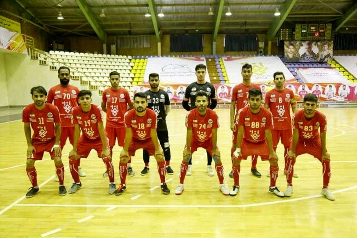 تیم آیندگان هرمزگان به لیگ دسته اول فوتسال کشور صعود کرد