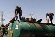 کشف 60 هزار لیتر گازوئیل قاچاق در میناب