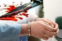 قتل زن میانسال به دست شوهر دیوانه