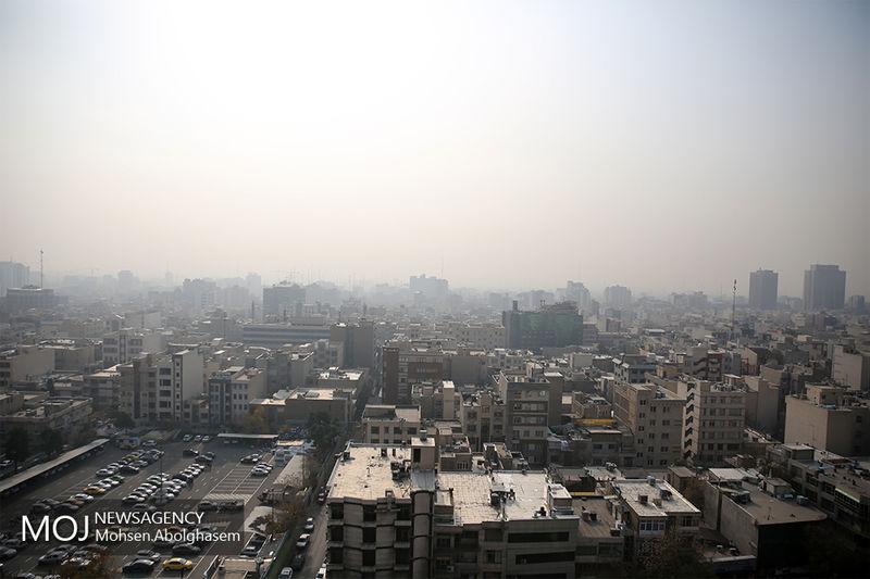 منشا بوی بد تهران در اطراف ایستگاه مترو ملت است/ هنوز دلیل اصلی بوی بد تهران مشخص نشده است