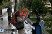 کاهش دمای هوا در تهران / ورود سامانه بارشی جدید
