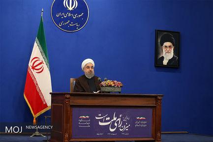 حسن روحانی رییس جمهور منتخب