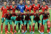 ساعت بازی پرتغال و مراکش در جام جهانی مشخص شد