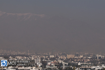 کیفیت هوای تهران ۱۸ دی ۹۹ /شاخص کیفیت هوا به ۱۴۴ رسید