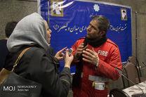 آماده باش 130 ایستگاه آتش نشانی در راهپیمایی 22 بهمن