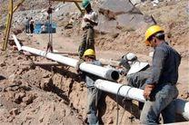 1150 خانوار روستایی در اردبیل به شبکه گاز لوله کشی متصل می شوند