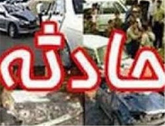 یک کشته و 6 زخمی در سانحه رانندگی خور و بیابانک