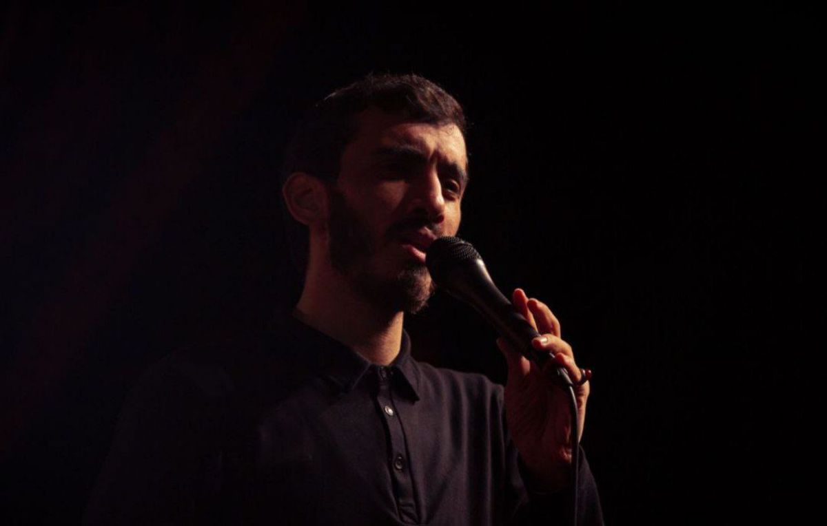 دانلود مداحی عربی مخصوص حضرت عباس از باسم کربلایی