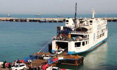 جابجایی 12 هزار مسافر دریایی در مسیر های بین المللی