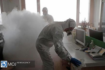 وضعیت چین در پی شیوع ویروس کرونا