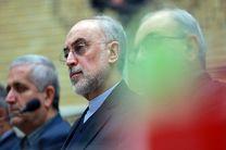 انتقاد صالحی از سیاست خصمانه آمریکا در برجام