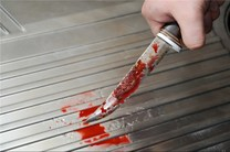 قاتل نزاع خیابان فردوسی کرمانشاه متواری است
