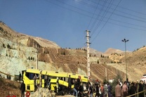شمار قربانیان حادثه اتوبوس دانشگاه آزاد 10 تن شد