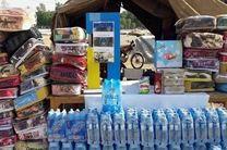 ارسال دومین محموله کمک های مردم شرق اصفهان به مناطق سیل زده در پلدختر