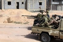 ۱۲ نیروی ارتش لیبی کشته شدند