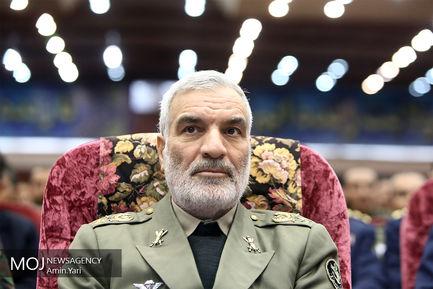 یازدهمین جشنواره جوان سرباز/امیر سرتیپ محمد محمودی معاون اجرایی ارتش