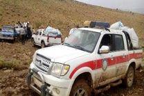 10خانوار گرفتار در کوه های سمیرم نجات یافتند
