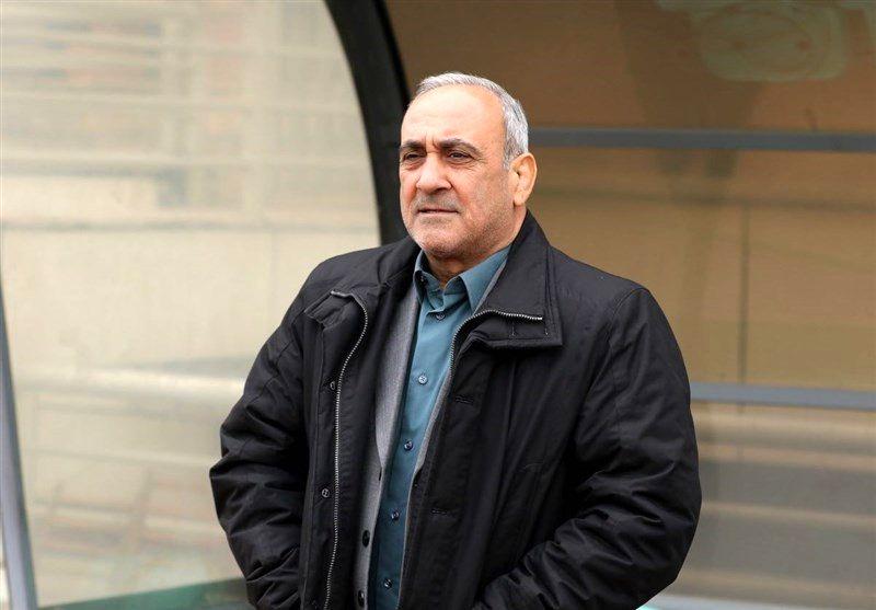 سید جلال حسینی بازویی برای تیم ملی و برانکو بود