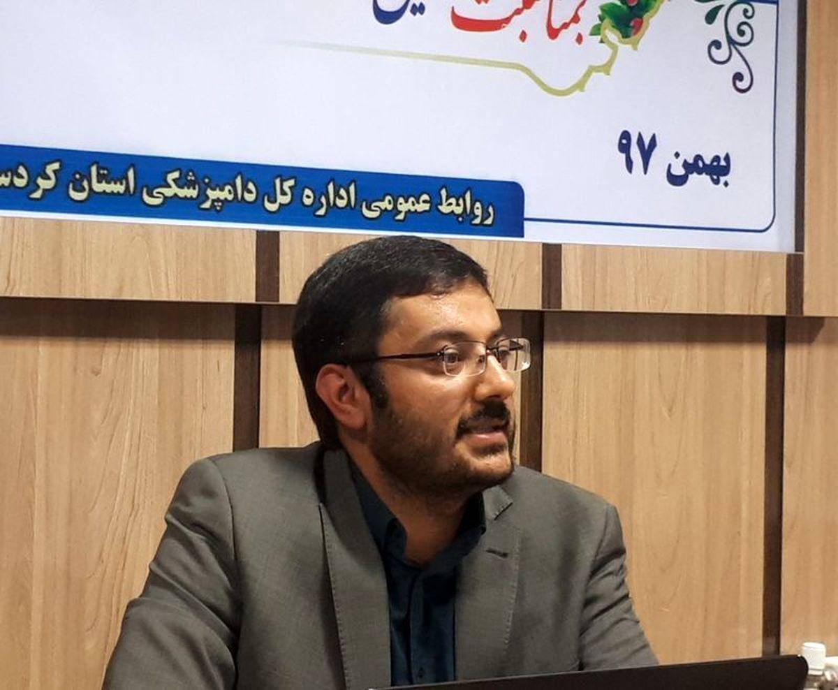 نظارت 80 کارشناس دامپزشکی بر ذبح دام در عید سعید قربان