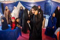 نمایشگاه عفاف و حجاب در شهرستان سلسله دایر شد