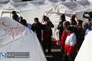 جزئیات توزیع بسته های غذایی میان خانوارهای زلزله زده آذربایجان شرقی