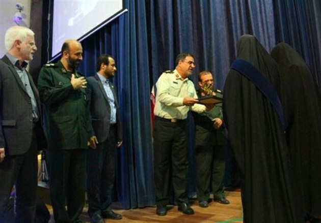 سومین همایش شهری لشکر فرشتگان در استان گلستان برگزار شد