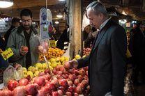 فعالیت بازارچه های شهرداری رشت از ساعت ۸ صبح الی ۲۴ در ایام نوروز/ فروش میوه در ۱۲ نقطه شهر