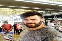 کامران نصرتی هندبالیست سنندجی راهی  رقابتهای جام باشگاههای آسیا شد