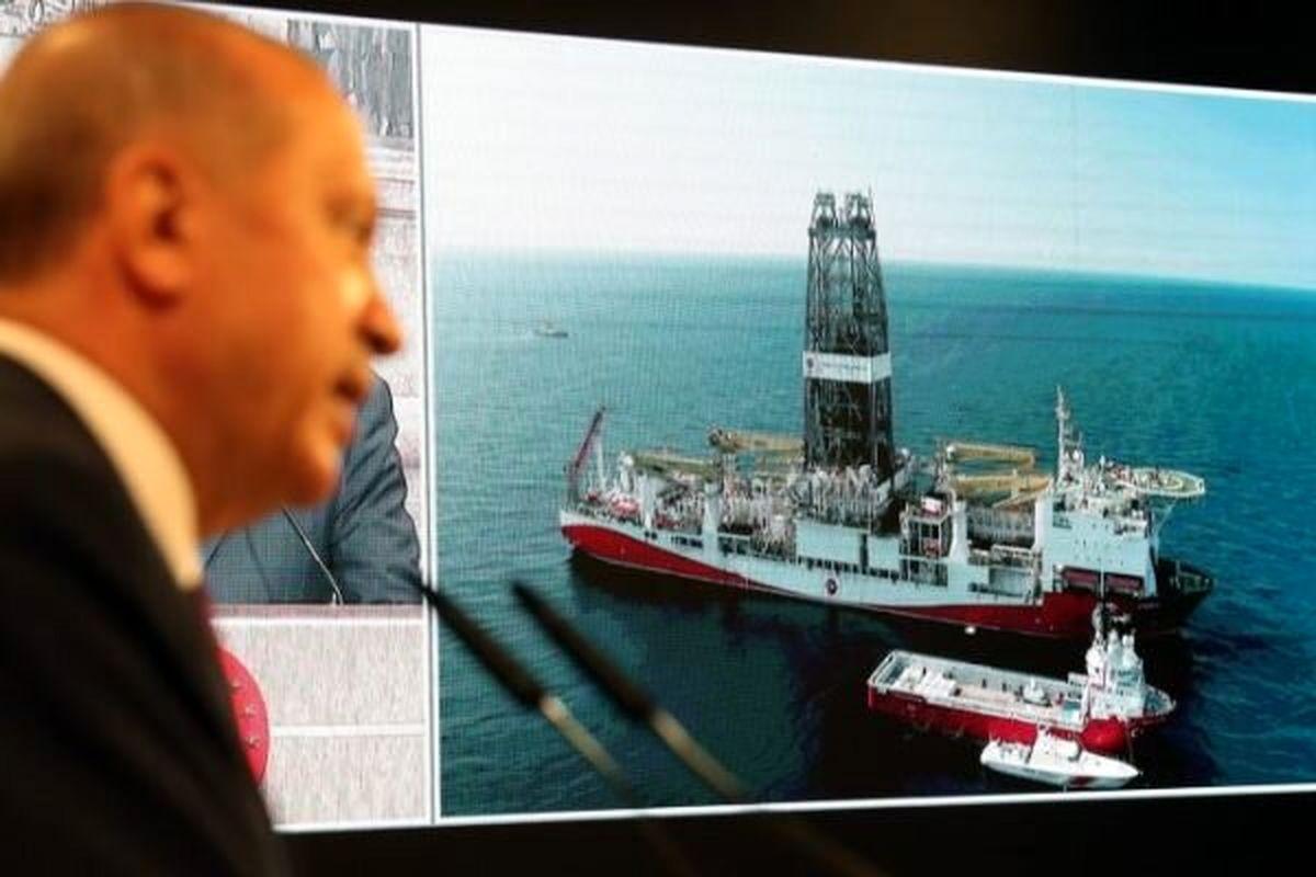 کشف یک میدان گازی بزرگ در دریای سیاه