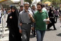 امیرسیاری: نباید بگذاریم ذهن مسلمانان از مساله فلسطین منحرف شود
