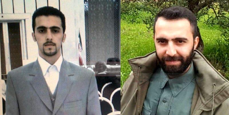 محمود موسوی مجد به دار مجازات آویخته شد