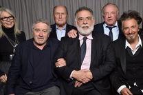 کاپولا، آلپاچینو و دنیرو در جشن ۴۵ سالگی «پدرخوانده»