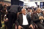 دو فرمانده جهادی عراق در مراسم ختم پدر سردار سلیمانی شرکت کردند