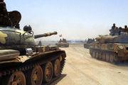 درگیری شدید ارتش سوریه و جبهه النصره در جنوب ادلب