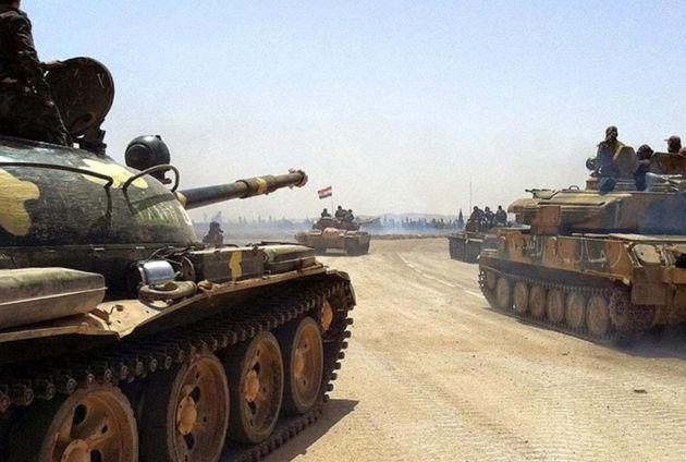 نیروهای جدید ارتش ترکیه به خاک سوریه وارد شدند