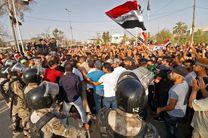 گروه های مقاومت اسلامی عراق خواستار استعفای العبادی شدند