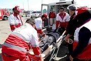 امدادرسانی هلال احمر به 127 حادثه دیده در اصفهان